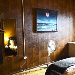 Хостел Казанское Подворье Номер с общей ванной комнатой с различными типами кроватей (общая ванная комната) фото 36