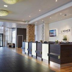 Lindner WTC Hotel & City Lounge интерьер отеля фото 3
