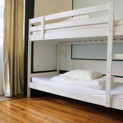 Oporto City Hostel Кровать в общем номере двухъярусные кровати фото 12