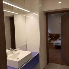 Апартаменты 24W Apartments Rynek ванная фото 2
