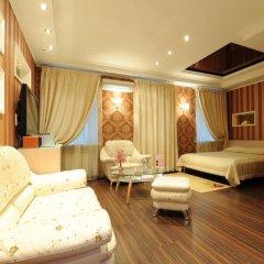 Мини-отель Премиум 4* Улучшенный номер с различными типами кроватей фото 13