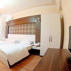 Gold Vizyon Hotel Стандартный номер с двуспальной кроватью фото 6