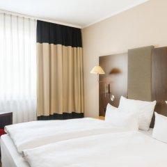 Hotel NH Düsseldorf City Nord 4* Стандартный номер разные типы кроватей фото 22