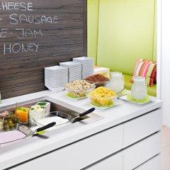 Отель Harry's Home Hotel München Германия, Мюнхен - 1 отзыв об отеле, цены и фото номеров - забронировать отель Harry's Home Hotel München онлайн питание фото 2