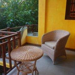 Отель Thaproban Beach House 3* Номер Делюкс с двуспальной кроватью фото 4