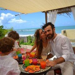 Отель Katamah Beachfront Resort Ямайка, Треже-Бич - отзывы, цены и фото номеров - забронировать отель Katamah Beachfront Resort онлайн питание фото 3