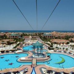Отель Golden 5 Paradise Resort Египет, Хургада - отзывы, цены и фото номеров - забронировать отель Golden 5 Paradise Resort онлайн бассейн фото 2