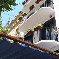 Отель L'Hostalet de Canet балкон