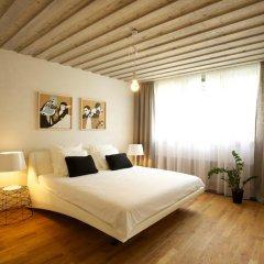 Апартаменты Langhans Apartments Прага комната для гостей фото 4