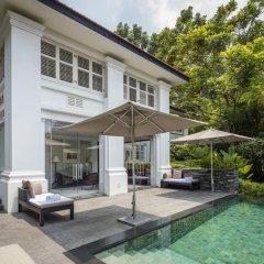 Отель Capella Singapore 5* Стандартный номер с различными типами кроватей фото 7