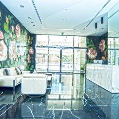 Отель Key One Homes Botanica Tower фитнесс-зал