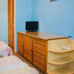 Гостиница Медовая Стандартный номер с различными типами кроватей фото 8