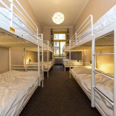 Hostel Orange Кровать в общем номере с двухъярусной кроватью фото 14