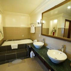 Sammy Dalat Hotel 3* Люкс повышенной комфортности с различными типами кроватей фото 4