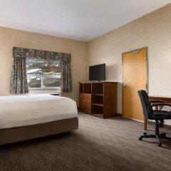Отель Days Inn & Suites by Wyndham Brooks 2* Стандартный номер с различными типами кроватей фото 3