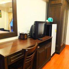 Апартаменты Chaba Garden Apartment удобства в номере