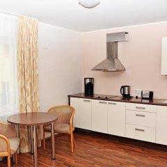 Апартаменты Pilve Apartments Студия с различными типами кроватей