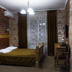 Гостиница Pidkova 4* Улучшенный номер разные типы кроватей фото 6