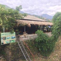 Отель Muong Hoa Homestay спортивное сооружение
