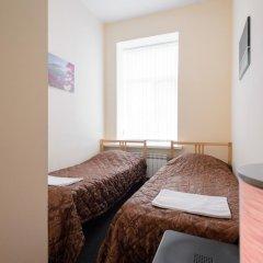 Гостиница SuperHostel на Пушкинской 14 Номер с общей ванной комнатой с различными типами кроватей (общая ванная комната) фото 13