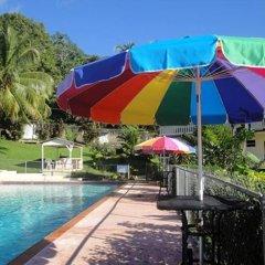Отель Hacienda Moyano бассейн фото 3