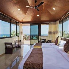 Arena Beach Hotel 3* Номер Делюкс с различными типами кроватей фото 8