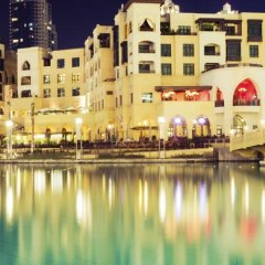 Armani Hotel Dubai Дубай приотельная территория