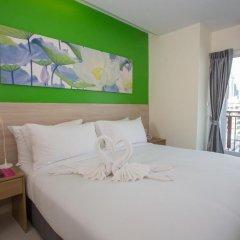Отель Glow Central Pattaya Семейный люкс фото 2