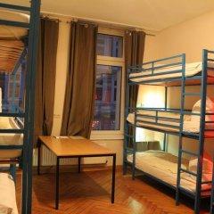 Buch-Ein-Bett Hostel Стандартный номер с двуспальной кроватью фото 3