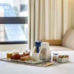 Отель Novotel Paris Vaugirard Montparnasse 4* Улучшенный номер с различными типами кроватей