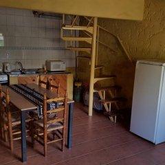 Отель Cabañas Agata Сан-Рафаэль питание