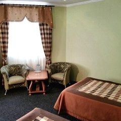 Гостиница Визит Стандартный номер с 2 отдельными кроватями фото 2