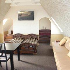Olimp Hotel 3* Апартаменты с разными типами кроватей фото 6