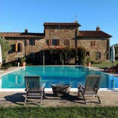 Отель La Casuccia - Donnini Реггелло бассейн