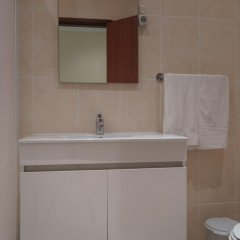 Отель Akisol Vilamoura Emerald II Португалия, Виламура - отзывы, цены и фото номеров - забронировать отель Akisol Vilamoura Emerald II онлайн ванная