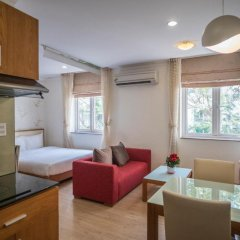 Апартаменты Song Hung Apartments Апартаменты с различными типами кроватей фото 11
