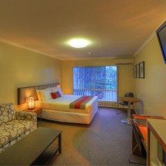 Отель Tropixx Motel & Restaurant 4* Люкс с различными типами кроватей