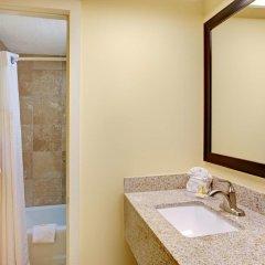 Отель Days Inn by Wyndham Gatlinburg On The River 2* Стандартный номер с различными типами кроватей фото 4