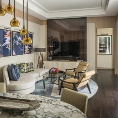 Отель Four Seasons Dubai International Financial Center 5* Люкс Four Seasons deluxe executive фото 12