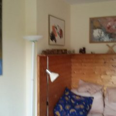 Апартаменты Tolstov-Hotels Big 2 Room Apartment with Balcony комната для гостей