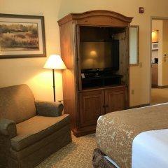 Отель Best Western Plus Waterbury - Stowe 3* Стандартный номер с 2 отдельными кроватями фото 8
