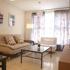 Отель ApartUP L'Umbracle Испания, Валенсия - отзывы, цены и фото номеров - забронировать отель ApartUP L'Umbracle онлайн комната для гостей фото 3