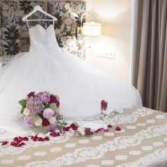 Гостиница Де Пари 4* Номер Делюкс разные типы кроватей фото 9