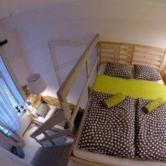 Friends Hostel and Apartments Budapest Стандартный номер фото 2