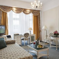 TOP Hotel Ambassador-Zlata Husa 4* Люкс с разными типами кроватей