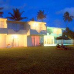 Отель Hansa Villa пляж