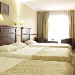 Topkapi Inter Istanbul Hotel 4* Стандартный семейный номер с двуспальной кроватью фото 23