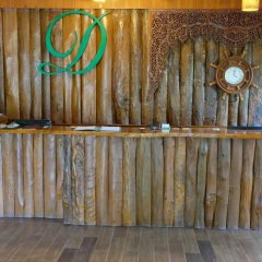 Отель Deeden Pattaya Resort интерьер отеля фото 3