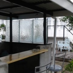 Отель The Station Seychelles парковка
