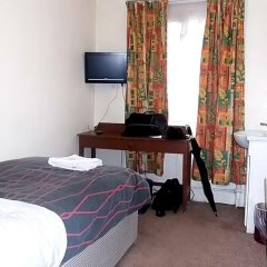 Отель Victoria Station Hotel Великобритания, Лондон - отзывы, цены и фото номеров - забронировать отель Victoria Station Hotel онлайн удобства в номере фото 2